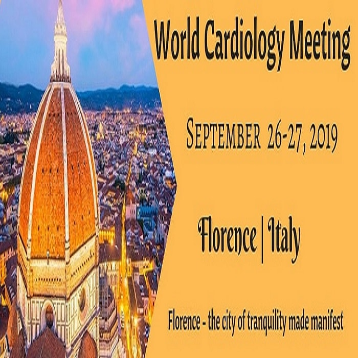 World Cardiology Meeting | Heart Conferences 2019 | Heart Congress 2019 | Cardiology Meetings | Cardiology Conferences 2019 | Cardiology Congress 2019 | Italy Events 2019 | Europe | Asia Pacific | USA | Middle East | 2019