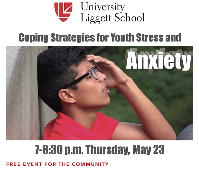 Coping Strategies for Youth Stress & Anxiety