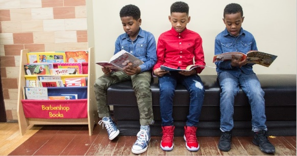 Michigan Barber School to host reading program to increase literacy among black boys May 4
