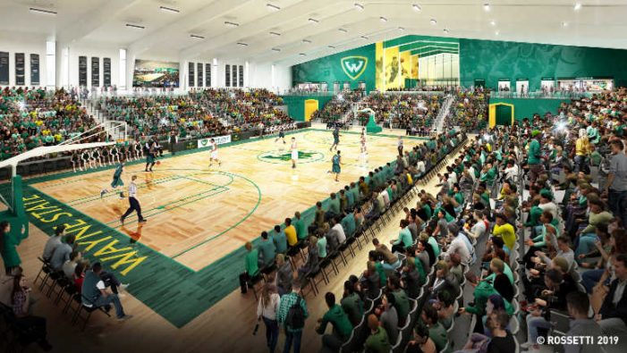 $25 million arena at Wayne State to be ready for 2021-22 basketball season