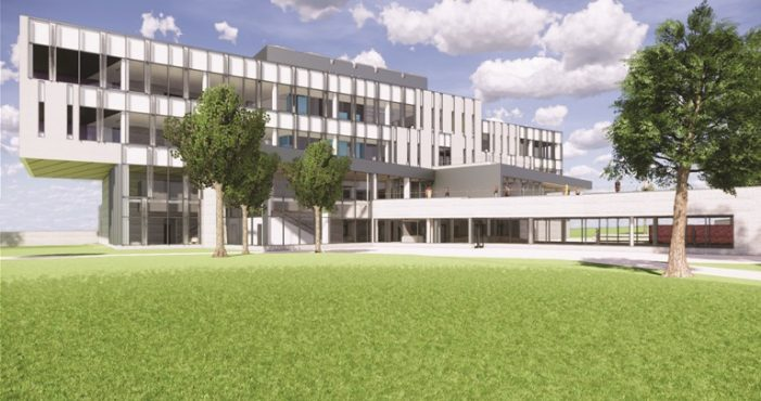 Kettering University launches $150 million fundraising campaign, unveils plans for new Learning Commons