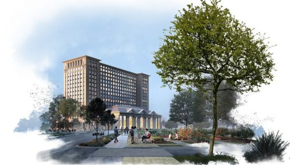 Ford, Detroit, PlanetM launch $250,000 community challenge to improve mobility around Michigan Central Station