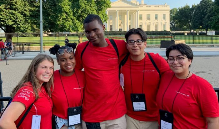 Student Leaders program focuses Detroit young people on community service, creating a more civil society