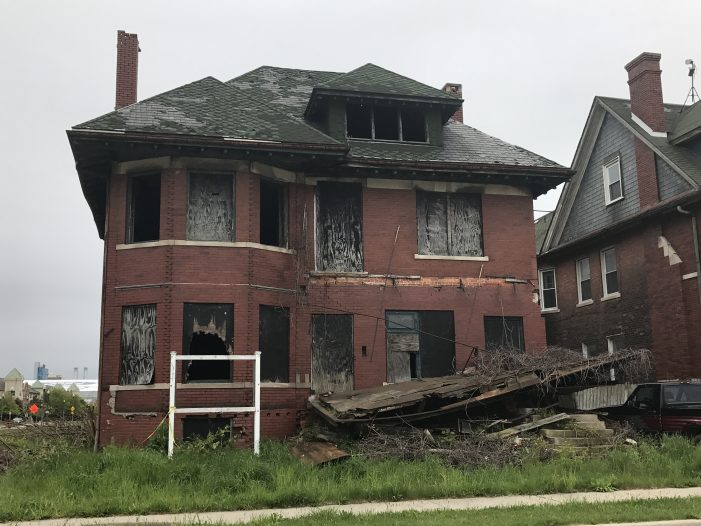 Method Development's $1.8-million Brush Park project to turn historic mansion into eight apartments