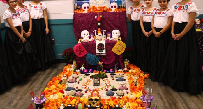'Run of the Dead' celebrates Latino holiday in Southwest Detroit