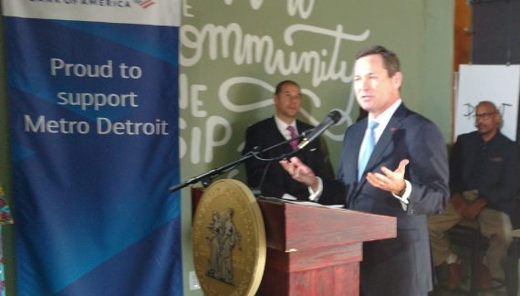 Bank of America invests $1.5 million in 0% interest rate program to help Detroiters with home repairs