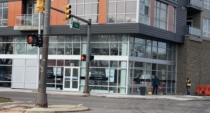Comerica to open a new banking center in New Center