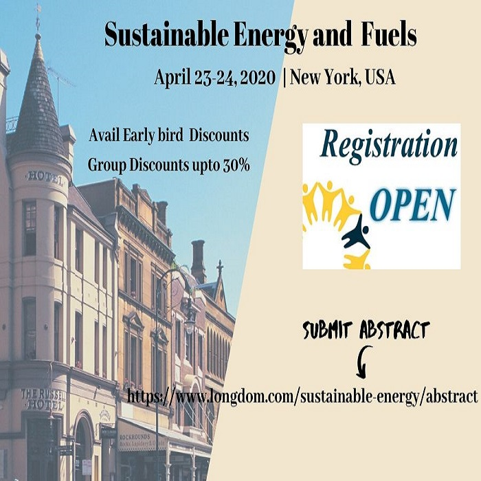 Advances in Sustainable Energy and Fuels
