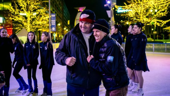 Scott Hamilton CARES Foundation to bring SK8 To Eliminate Cancer to Frankenmuth Rink at Campus Martius Jan. 30