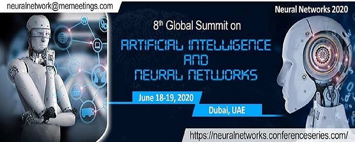 8th Global Summit on Artificial Intelligence and Neural Networks