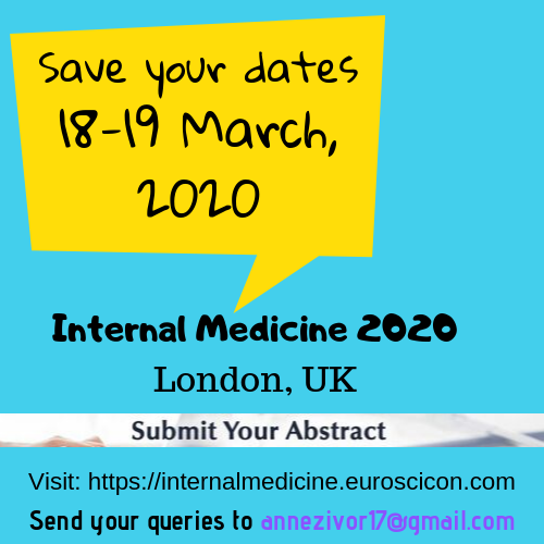 9th Edition of International Conference on Internal Medicine & Patient Care