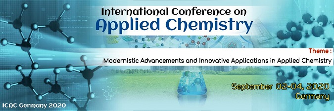 INTERNATIONAL CONFERENCE ON APPLIED CHEMISTRY