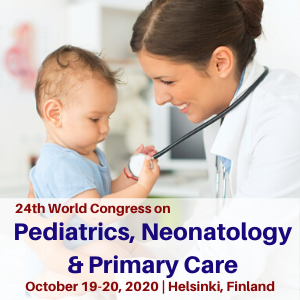 24th World Congress on Pediatrics, Neonatology & Primary Care