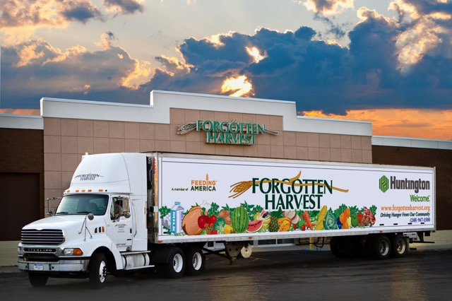 Amazon donates $100,000 to Forgotten Harvest to bring more food to people impacted by COVID-19