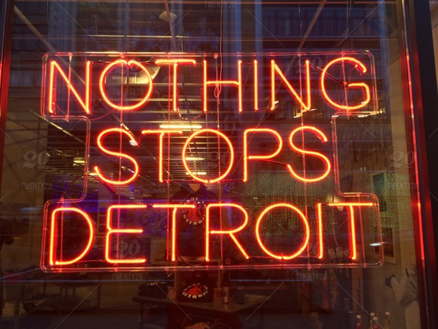Love Detroit video captures the real city under COVID-19 social distancing
