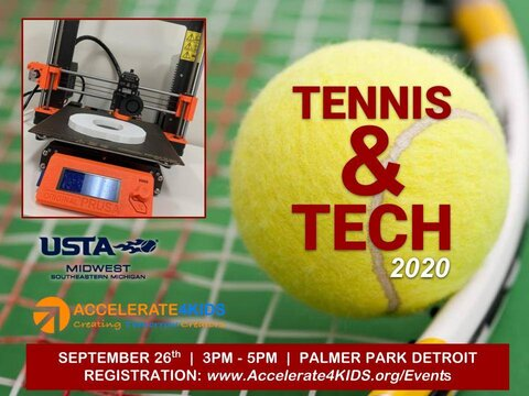 Tennis and Tech