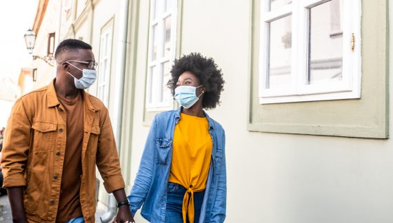 Detroit ranks among top places to date during the pandemic