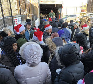 Jimmy's Kids finds a way to still deliver Christmas gifts in Southwest Detroit during COVID