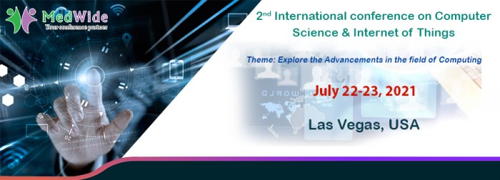 2nd International conference on Computer Science & Internet of Things