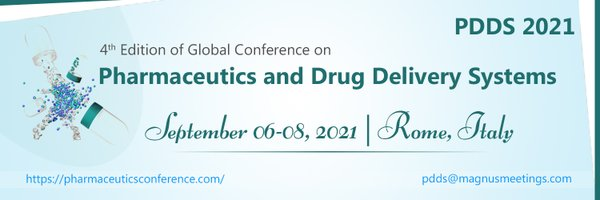 4th Edition of Global Conference on Pharmaceutics and Novel Drug Delivery Systems