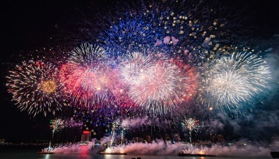 Fireworks set for June 28 on TV only and shot off at St. Clair Metropark